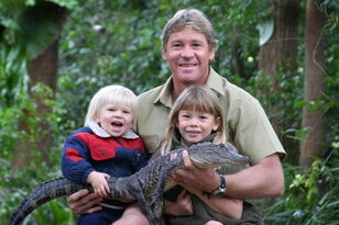 Steve Irwin's Kids Post Touching Tributes To Their Dad On His 57th Birthday