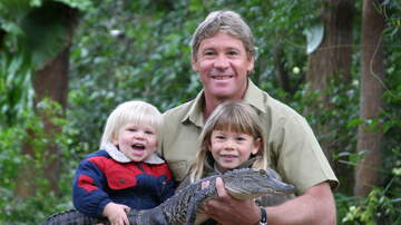 Entertainment News - Steve Irwin's Kids Post Touching Tributes To Their Dad On His 57th Birthday