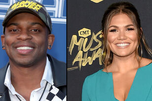 """Jimmie Allen and Abby Anderson Cover """"Shallow"""" From 'A Star Is Born'"""