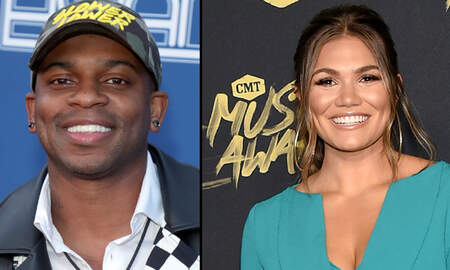 """Music News - Jimmie Allen and Abby Anderson Cover """"Shallow"""" From 'A Star Is Born'"""