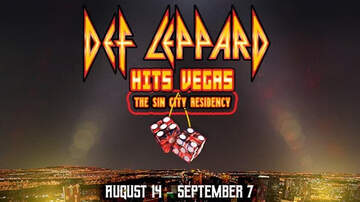 None - Def Leppard at Zappos Theater at Planet Hollywood