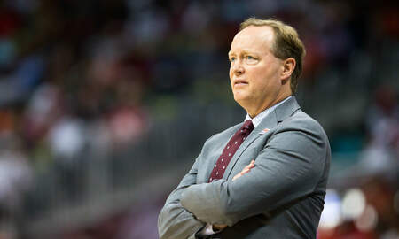 Bucks - Mike Budenholzer talks Bucks and how he came to Milwaukee with Dan Patrick