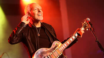 Music News - Peter Frampton Announces Farewell Tour