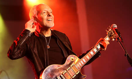 Rock News - Peter Frampton Announces Farewell Tour