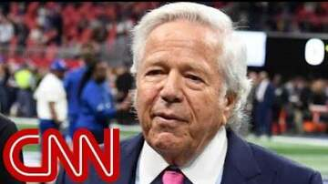 Bill Cunningham - VIDEO: Patriots Owner, Robert Kraft Charged With Prostitution Solicitation