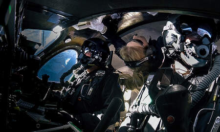 National News - Virgin Galactic Spaceplane Takes First Ever Passenger Into Space