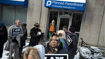 National News - Trump Bans Abortion Providers From Receiving Federal Family Planning Funds