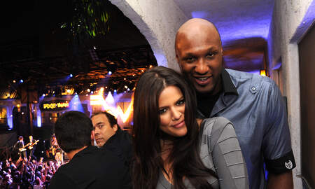 Entertainment News - Khloe Kardashian's Ex Lamar Odom Wants To 'Reach Out' Amid Cheating Scandal