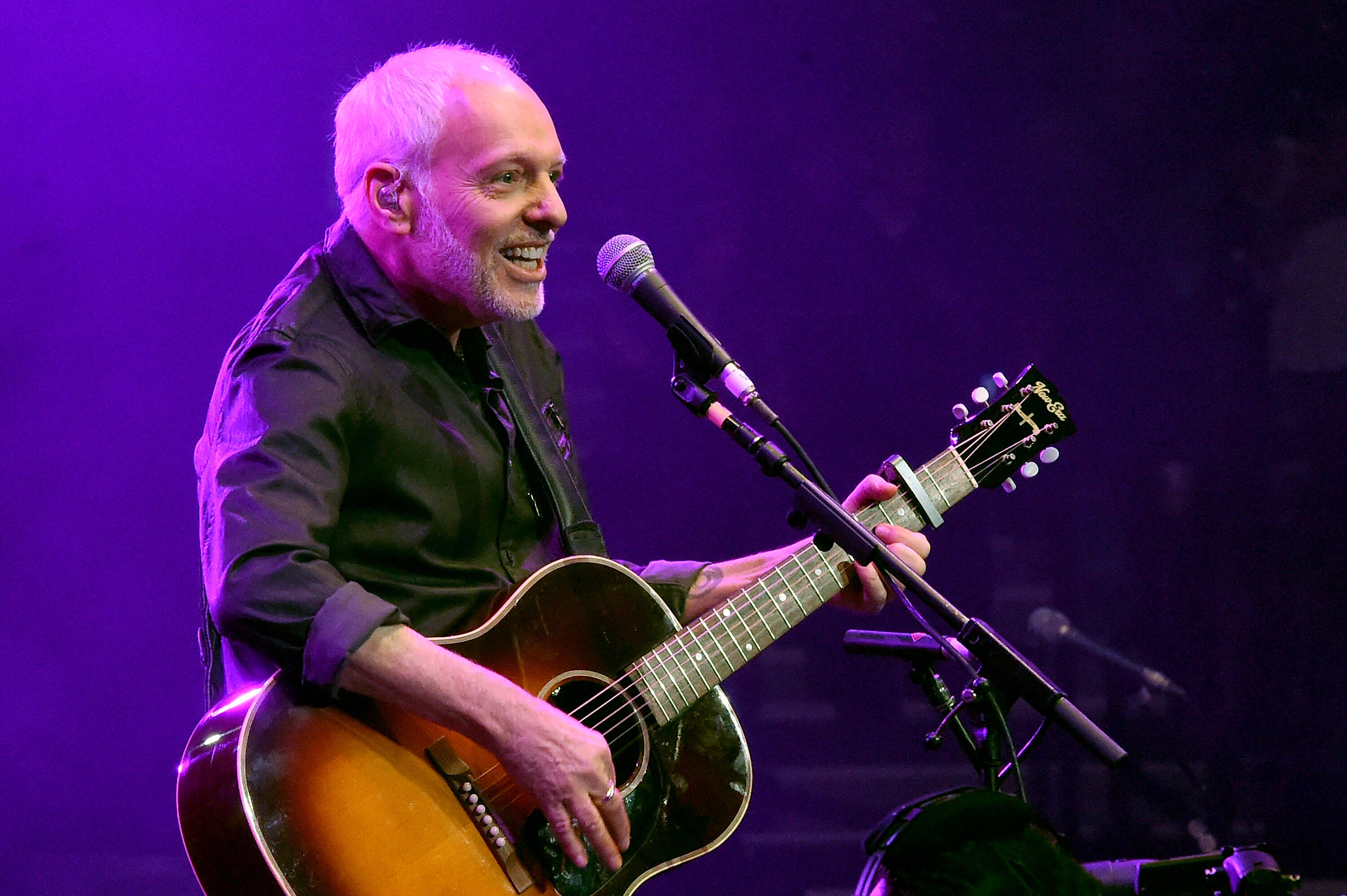 Peter Frampton: Illness Means This Is 'Farewell Tour'