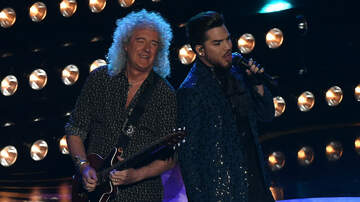 iHeartRadio Spotlight - Queen & Adam Lambert Earn Standing Ovation For Oscars Opening Performance