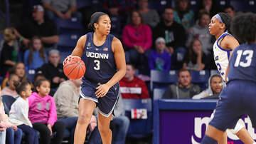 Basketball (W) - No Geno, No Problem. UConn Women beat Tulsa 68-49