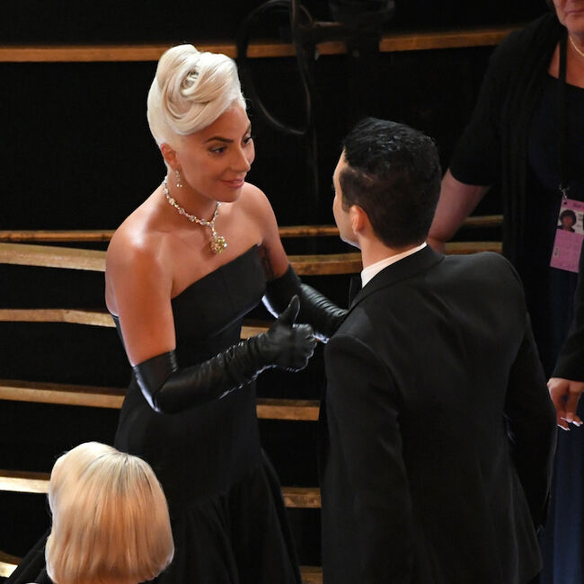 Lady Gaga, Rami Malek 2019 Oscars