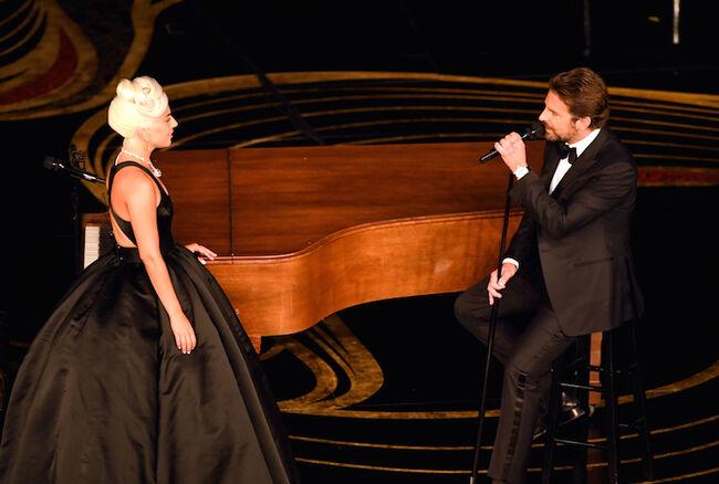 Lady Gaga, Bradley Cooper 2019 Oscars