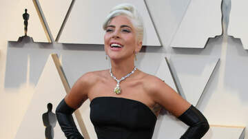 iHeartRadio Spotlight - 2019 Oscars: Lady Gaga Dons 128-Carat Diamond Last Worn By Audrey Hepburn