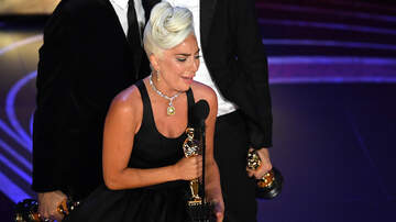 iHeartRadio Spotlight - With Her First Oscar Win, Lady Gaga Sets An Incredible Awards Record