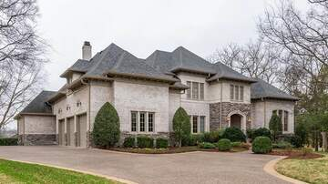 The Tom - Carrie Underwood's Former Tennessee Home On The Market