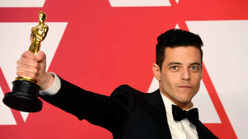 Shannon's Dirty on the :30 - Rami Malek Fell Off The Stage After Accepting His Oscar!
