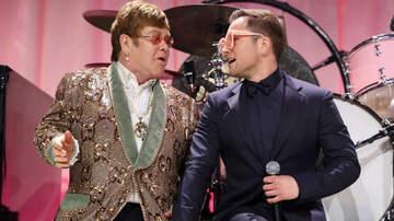 Lizz Ryals - Watch Elton John and Taron Egerton perform Tiny Dancer!