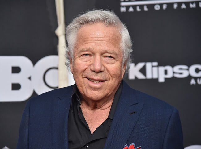 33rd Annual Rock & Roll Hall of Fame Induction Ceremony - Arrivals CLEVELAND, OH - APRIL 14: New England Patriots owner Robert Kraft attends the 33rd Annual Rock & Roll Hall of Fame Induction Ceremony at Public Auditorium on April 14, 2018 in Cleveland, Ohio. (Photo by Theo Wargo/Getty Images For The Rock and Roll Hall of Fame) Editorial subscription SML 3500 x 2606 px | 11.67 x 8.69 in @ 300 dpi | 9.1 MP  Add notes  SUBSCRIPTION DOWNLOAD Details Restrictions:	Contact your local office for all commercial or promotional uses. Full editorial rights UK, US, Ireland, Canada (not Quebec). Restricted editorial rights for daily newspapers elsewhere, please call. Credit:	Theo Wargo / Staff Editorial #:	946321356 Collection:	Getty Images Entertainment Date created:	April 14, 2018 License type:	Rights-managed Release info:	Not released. More information Source:	Getty Images North America Object name:	775152775KR00088_33rd Max file size:	3500 x 2606 px (11.67 x 8.69 in) - 300 dpi - 2.79 MB More from this eventView all