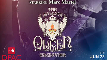 None - The Ultimate Queen Celebration Starring Marc Martel