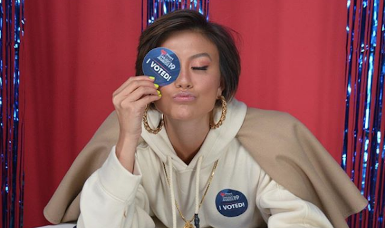 Agnez Mo Reveals Her iHeartRadio Music Awards Votes