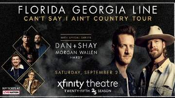 None - Florida Georgia Line: Can't Say I Ain't Country Tour