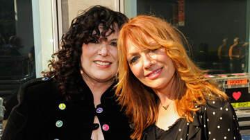 Ken Dashow - Ann & Nancy Wilson To Reunite For NYC Benefit Performance