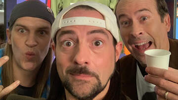 Josh Reno - Jay and Silent Bob Reboot Started Filming Today