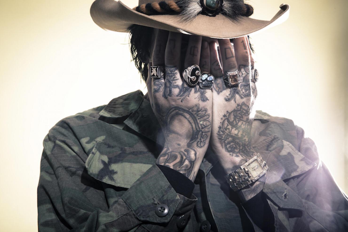 Yelawolf Tattoo Stories 2015
