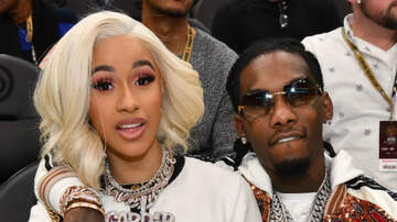 Papa Keith - Cardi B and Offset Celebrate Kulture's 1st Birthday