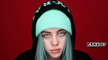 "New Music Discovery - ALT 98.7 New Music Discovery: Billie Eilish ""Bury a Friend"""
