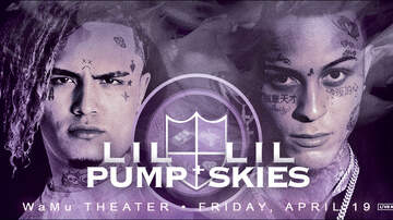 None - Lil Pump & Lil Skies at WaMu Theater