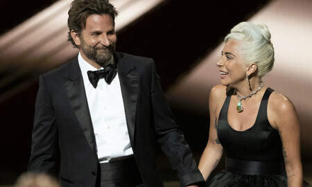 Entertainment News - Lady Gaga Finally Responds To Those Bradley Cooper Dating Rumors
