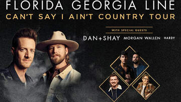 None - Florida Georgia Line w/ Dan + Shay, Morgan Wallen and HARDY at The AMP!