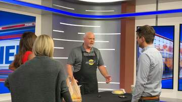 Monsters: Jim Colbert Blog - Jimmy Cutting Cooking Segments With Fox News & Danielle Knox!!!