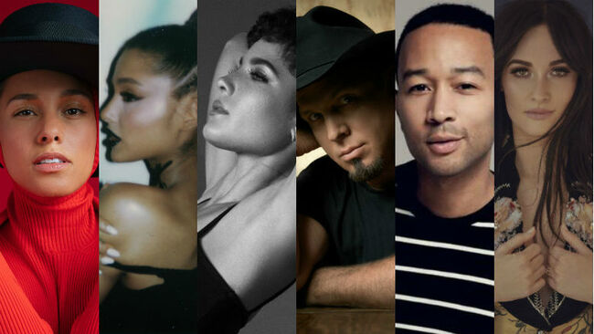 iHeartRadio Music Awards Performers