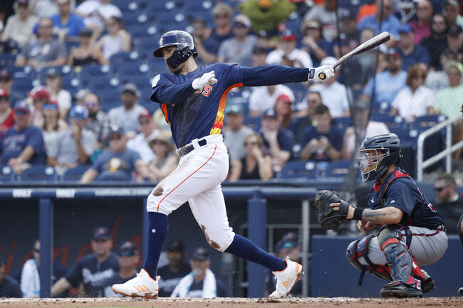 Spring Training: Astros Explode for 7 Runs in the 5th, Beat Marlins 11-5