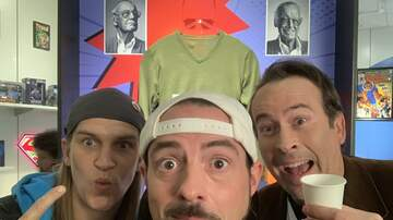 Klinger - Day 1 Of Jay And Silent Bob Reboot Done Filming!