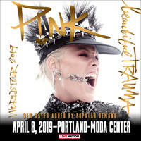 Win A Pair Of Tickets To See P!nk April 8th At Moda Center!
