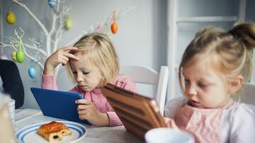 Andi and Kenny  - Study: Kids Screen Time Is Linked To ADHD