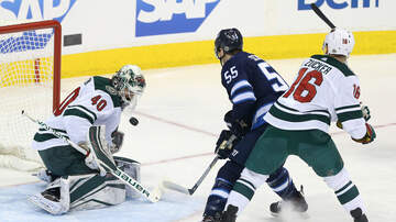 Wild Blog - MN Wild edge Jets 3-2 with two goals in final minutes | KFAN