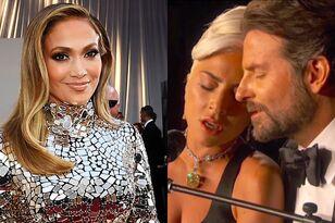 How Jennifer Lopez Helped Bradley Cooper Before His Oscars Performance