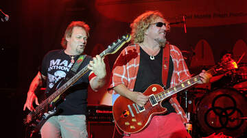 Jim Kerr Rock & Roll Morning Show - Sammy Hagar Is Rooting For Van Halen Reunion With Michael Anthony