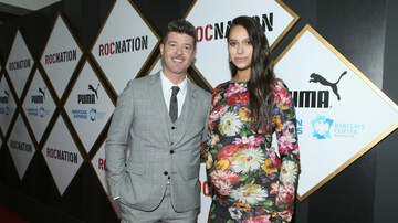 Shannon's Dirty on the :30 - Robin Thicke + April Love Geary Welcome Baby #2