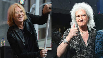 Maria Milito - Queen's Brian May Could Be Inducting Def Leppard Into Rock Hall Of Fame