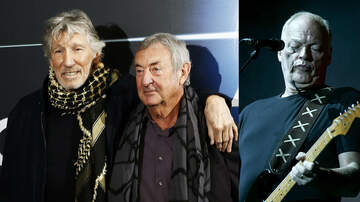 Ken Dashow - Roger Waters, David Gilmour Happier Away From Each Other, Says Nick Mason