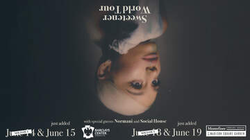 image for Win Tickets To See Ariana Grande In New York This Summer
