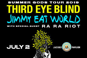 None - Third Eye Blind and Jimmy Eat World July 2, 2019