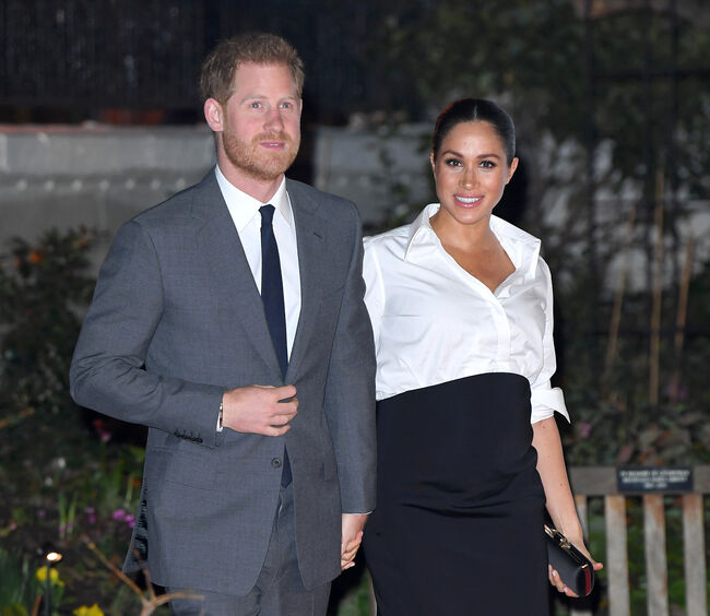 Meghan Markle And Prince Harry Have Confirmed The Sex Of