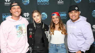 None - Fletcher Meet + Greet Pictures at Q102 Philly - February 2019